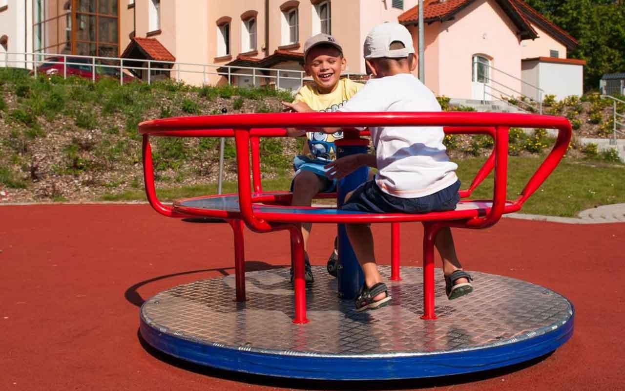 SEATS CAROUSEL - SEATS CAROUSEL - GIOSTRA GIREVOLE PER BAMBINI