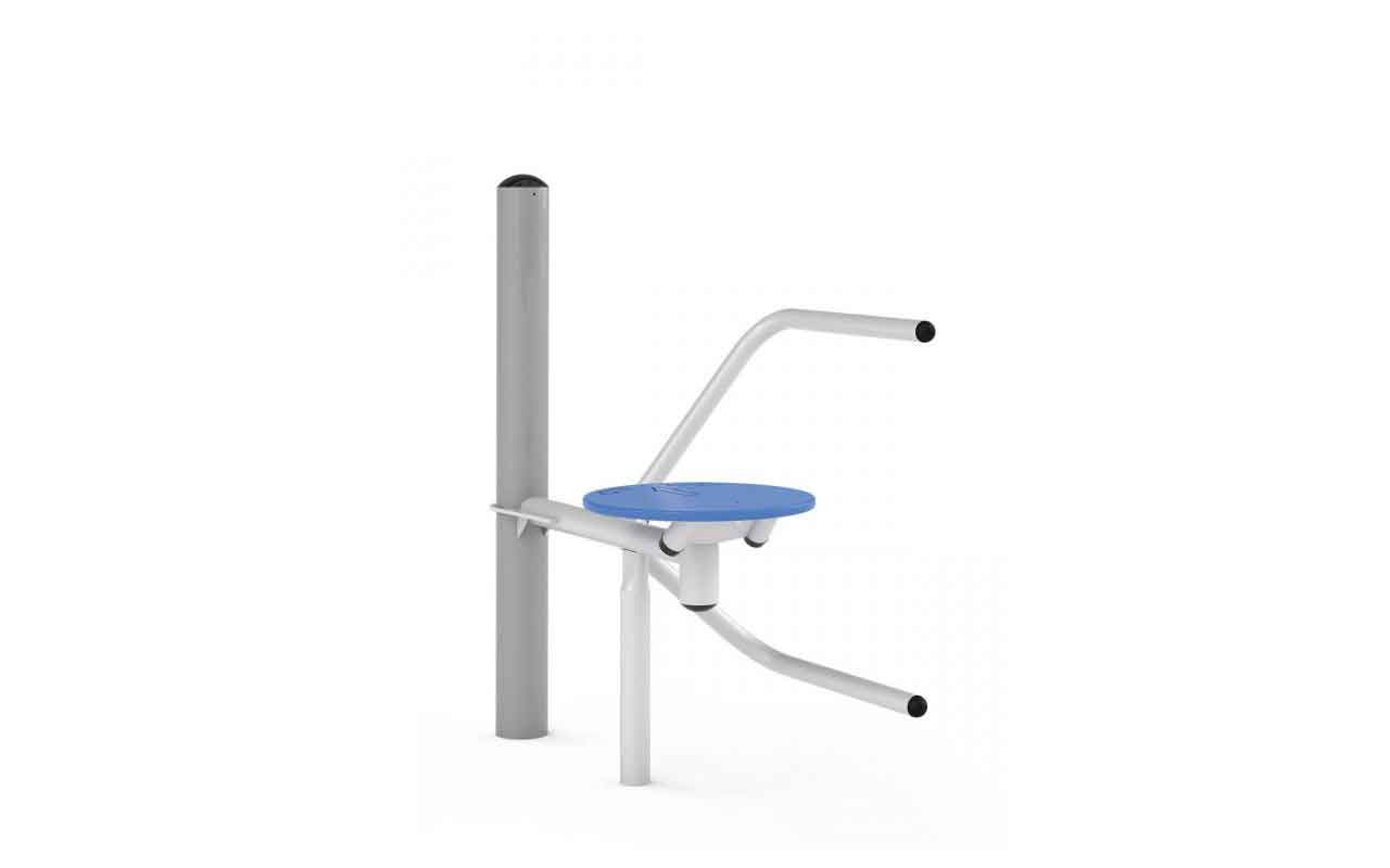 SITTING TWISTER - SITTING TWISTER - OUTDOOR FITNESS