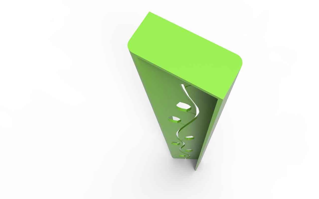 GREEN - GREEN - DISSUASORI DI PARCHEGGIO
