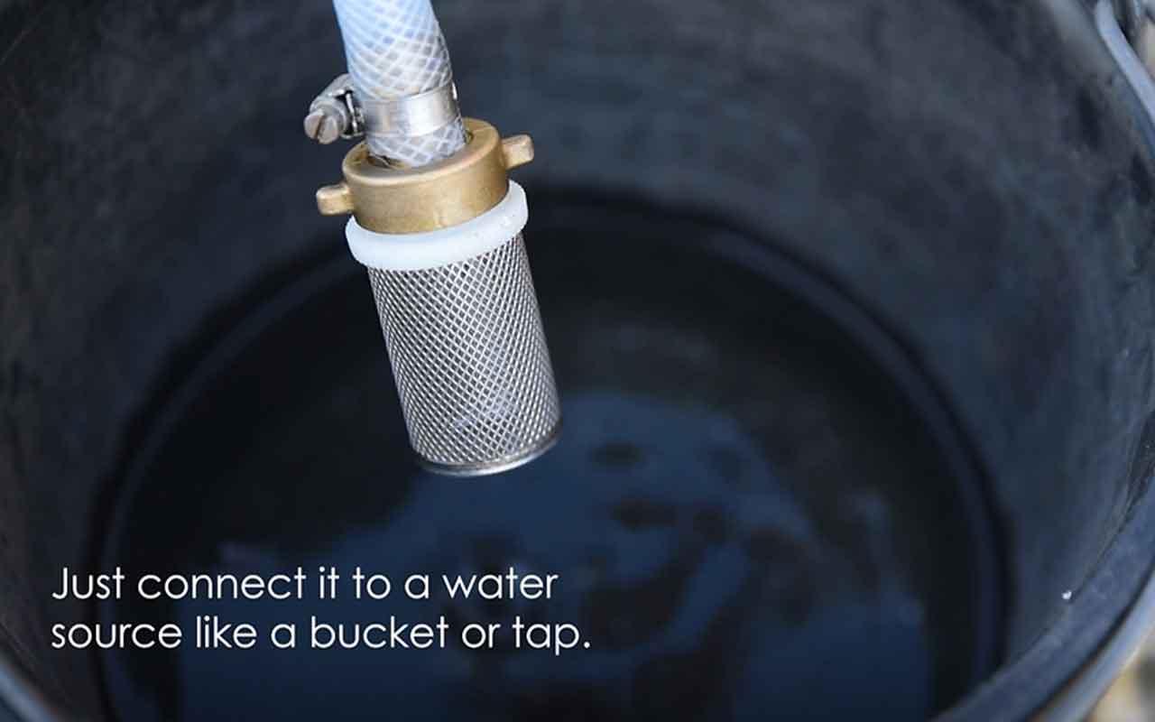 WATER CANNON - WATER CANNON - GIOCHI SENSORIALI