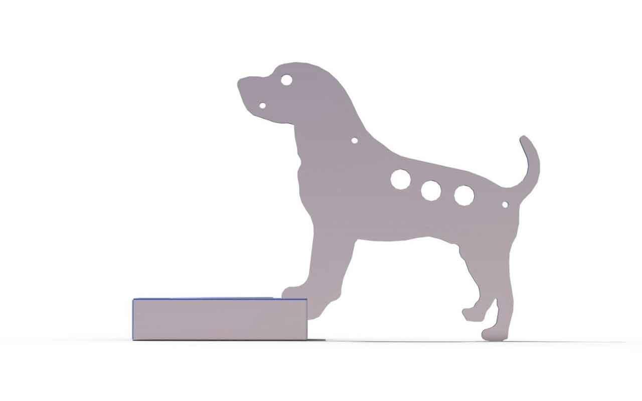 DOG STATION - DOG STATION - AGILITY DOG